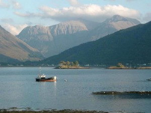 Loch Leven Looking to Glencoe