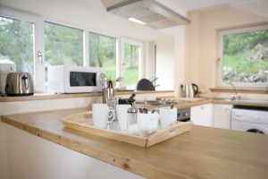 Lochleven Seafood Cottage Kitchen